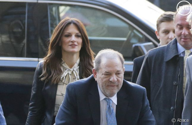 Harvey Weinstein à son procès