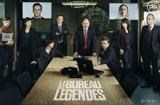 """""""Le bureau des légendes"""""""
