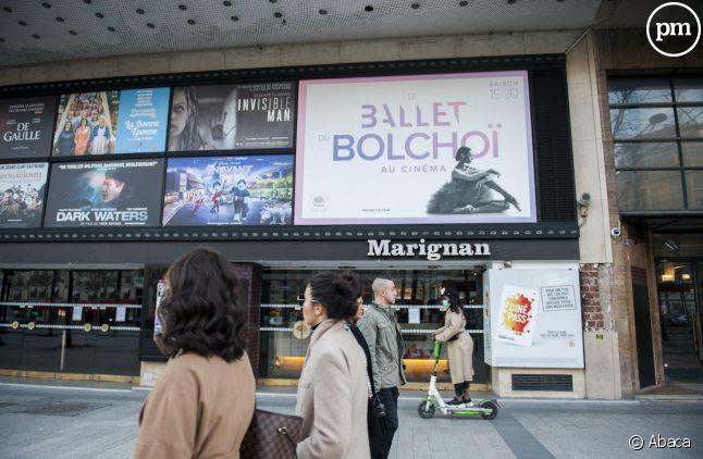 Le temps s'est arrêté depuis le 15 mars dernier dans les salles de cinéma
