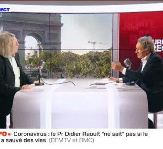 Enorme accrochage entre Didier Raoult et Jean-Jacques...