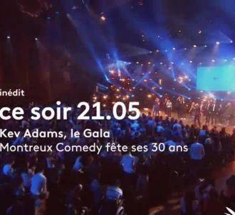Bande-annonce de 'Kev Adams, le gala - Montreux Comedy...