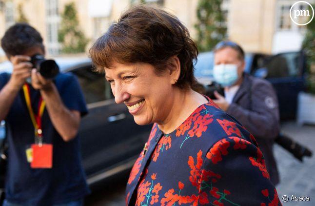 Roselyne Bachelot, ministre de la Culture