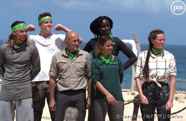 """""""Koh-Lanta"""" sur TF1"""