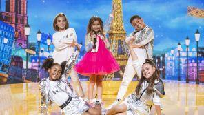 """Eurovision Junior : La France remporte pour la première fois le concours avec Valentina et """"J'imagine"""""""