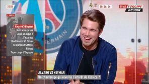 """""""PSG-OMerde"""" : Le lapsus de Giovanni Castaldi sur la chaîne L'Equipe, le journaliste menacé de mort"""