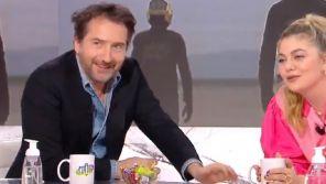 """""""On n'est pas obligé de lui répondre"""" : Edouard Baer se moque de Mouloud Achour dans """"Clique"""""""