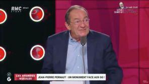 """Jean-Pierre Pernaut prend la défense de PPDA : """"J'ai été très choqué de ce qui est sorti dans la presse"""""""