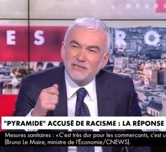 Pascal Praud au sujet de l'affaire Pépita