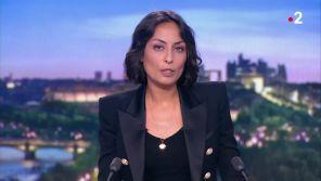 Leïla Kaddour répond vertement à un internaute critiquant la couverture du drame de Massy dans son JT de F2