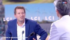 LCI : Echange tendu entre Sandrine Rousseau et Yannick Jadot sur les manifestations policières