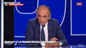 """""""Je ne veux pas répondre à votre question"""" : Eric Zemmour s'accroche avec Maxime Switek sur BFMTV"""