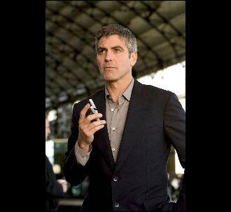 George Clooney dans Ocean's Twelve.