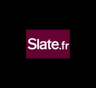 Le logo de Slate.