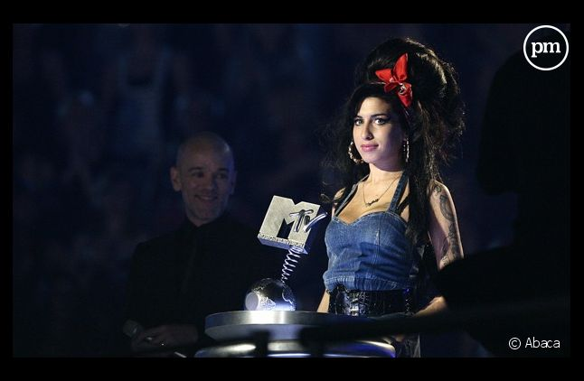 Amy Winehouse, en 2007