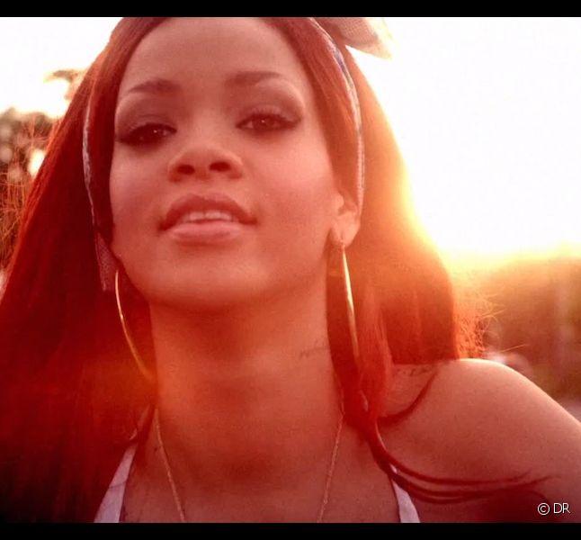 """Rihanna dans le clip de """"Man Down"""""""