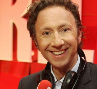 Stéphane Bern, aux commandes de 'A la bonne heure' sur RTL.