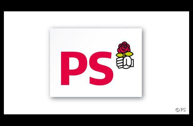 Le logo du PS.