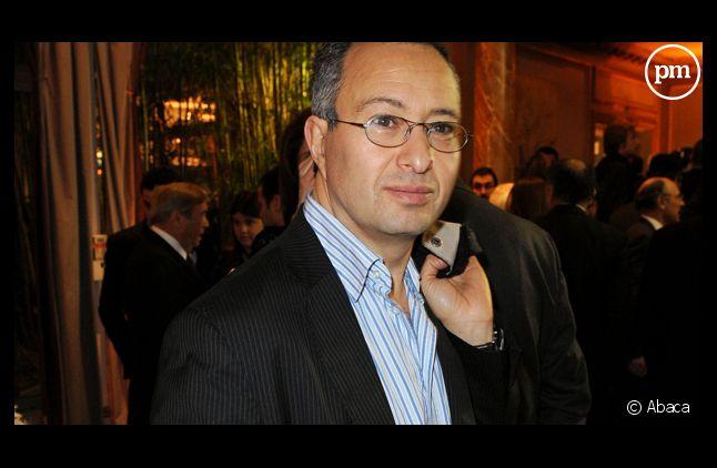 Claude Askolovitch, reporter au Point.
