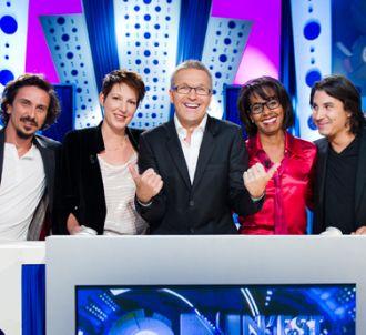 Arnaud Tsamère, Audrey Pulvar, Jérémy Ferrari, Laurent...