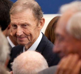 Etienne Mougeotte, patron du Figaro.