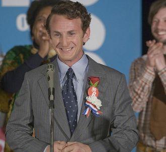 Sean Penn dans 'Harvey Milk'