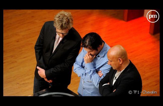 "Le jury de ""Masterchef"" juge les plats"