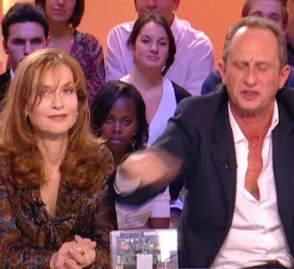 Isabelle Huppert et son 'pire cauchemar' Benoit...