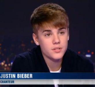 Justin Bieber répond aux questions de Laurence Ferrari,...