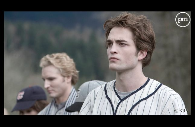 "Robert Pattinson dans ""Twilight"""