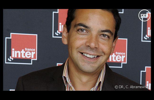 Patrick Cohen, animateur de la matinale de France Inter.