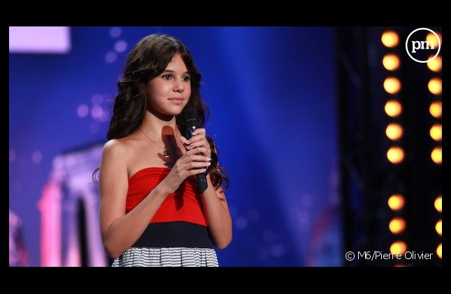 "Marina, gagnante de ""La France a un Incroyable Talent"" saison 6"