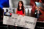 """Marina remporte la sixième édition de """"La France a un Incroyable Talent"""""""