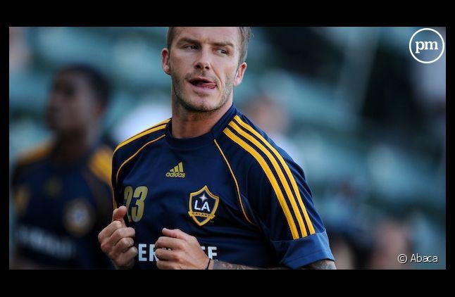 David Beckham, en 2009
