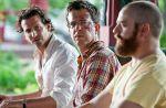 """Very Bad Trip 3"" : Bradley Cooper, Zach Galifianakis et Ed Helms demandent 15 millions chacun"