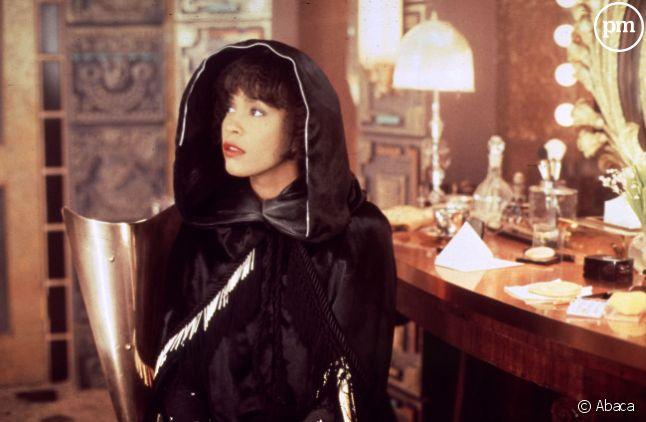 """Whitney Houston, dans le film """"Bodyguard""""."""