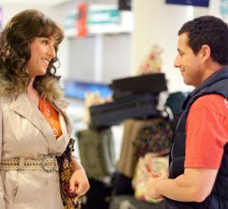 Adam Sandler face à Adam Sandler dans 'Jack & Julie'