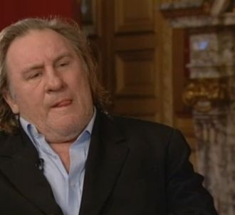 Gérard Depardieu, interrogé sur Dominique Strauss-Kahn.