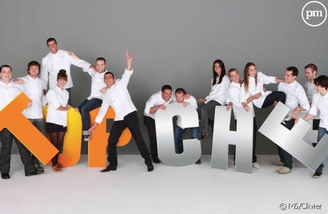 """Les candidats de """"Top Chef 2012"""""""