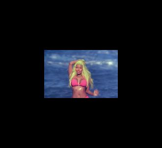 Nicki Minaj dans le clip 'Starships'