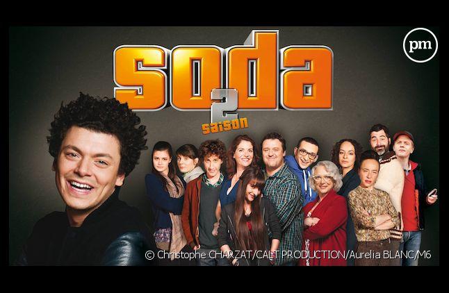 "Kev Adams dans ""SODA"""