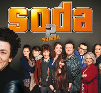 Kev Adams dans 'SODA'