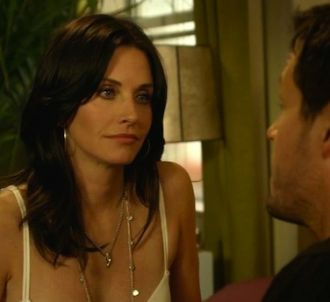 Courteney Cox et Josh Hopkins dans 'Cougar Town'