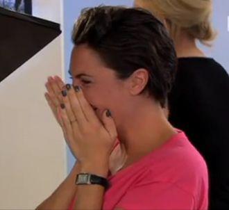 Alessandra Sublet en larmes avant de quitter 'C à vous'