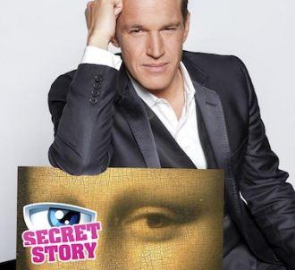 Benjamin Castaldi, l'animateur de 'Secret Story'