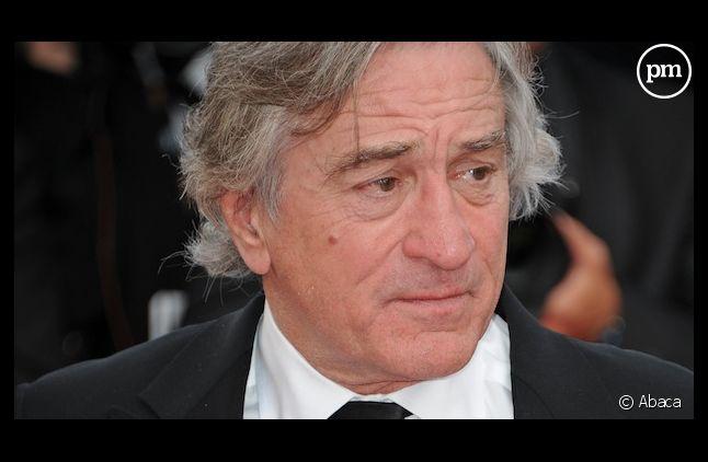 Robert De Niro au Festival de Cannes 2012