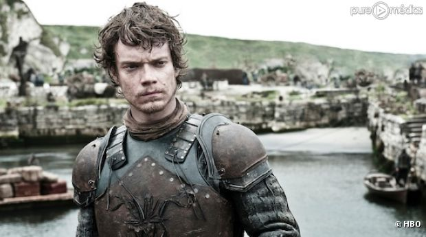 "Alfie Allen dans ""Game of Thrones"""