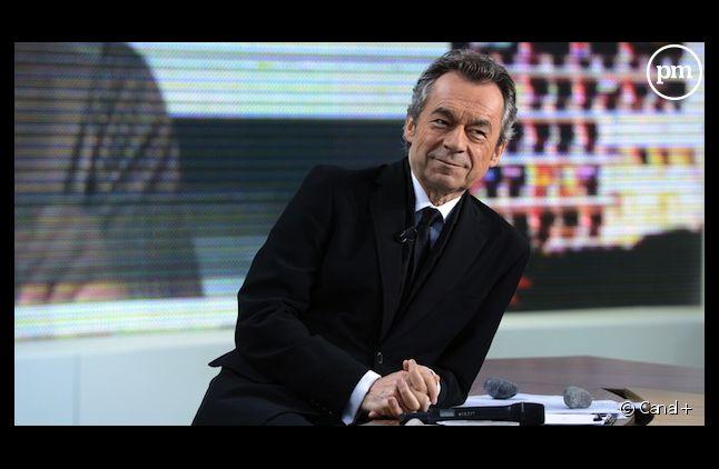 """Michel Denisot revient sur les critiques dont est victime """"Le Grand Journal de Canal+"""""""