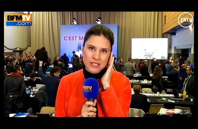La journaliste Apolline De Malherbe quitte BFM TV pour Canal+.