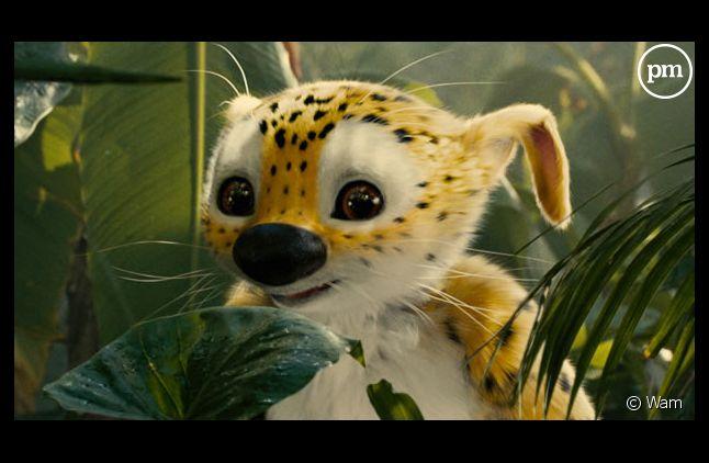 Sur la piste du Marsupilami, le film le plus vu au 1er semestre 2012