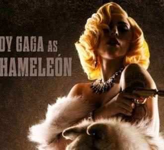 Lady Gaga sera 'La Chaméléon' dans 'Machete Kills'